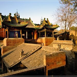 Zhangbi Underground Castle - 张壁古堡