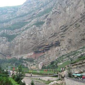 Hanging Monastery (Xuankong Temple 悬空寺)