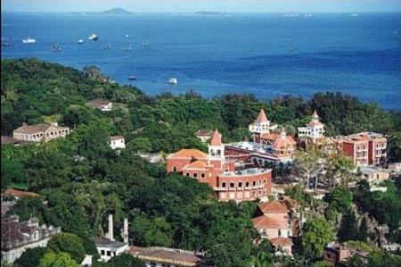 Gulangyu Island 鼓浪屿