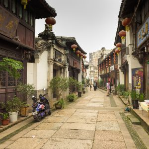 Shanghai Old Town - 上海古城