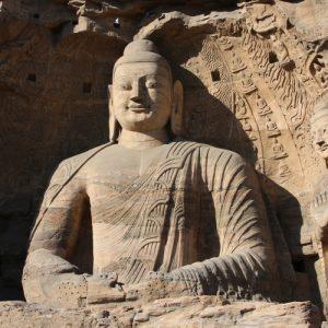 Yungang Caves - 云冈石窟