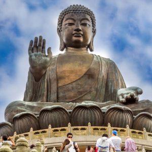 Great Buddha of Lantau - 天壇大佛