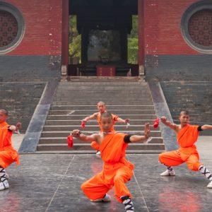 Shaolin Monastery - 少林寺