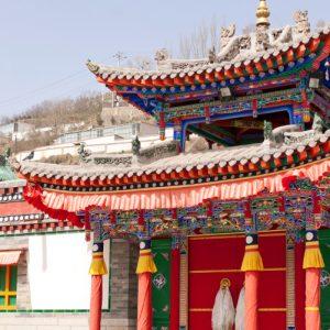 Kumbum Ta'ersi Monastery - 塔尔寺