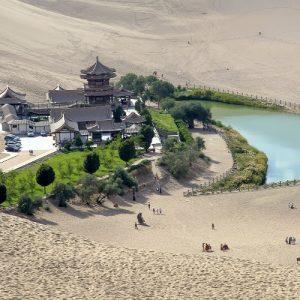 Dunhuang - 敦煌
