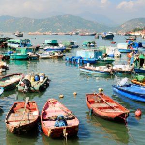 Cheng Chau Island - 長洲