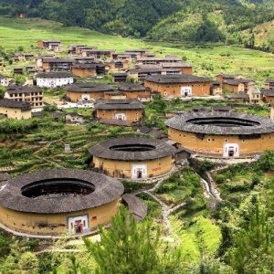 Tulou of Chuxi 初溪土楼