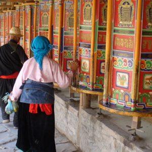 Xiahe 夏河 and Labrang 拉卜楞寺