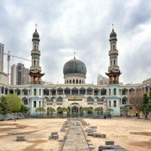 Dongguan Grand Mosque - 西宁东关清真大寺