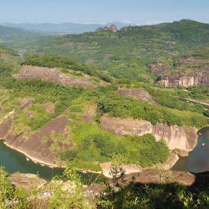Wuyishan Mountain 武夷山