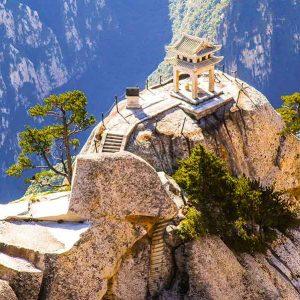 Mount Hua (Huashan) - 华山