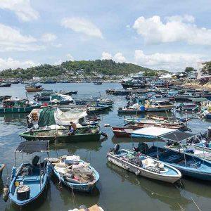 Excursion: Cheung Chau Island