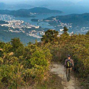 Hike in Hong Kong