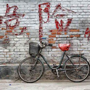 Hong Kong by bike