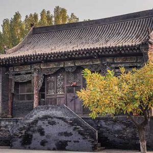 Shuanglin Temple - 双林寺
