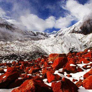 Hailuoguo Glacier - 海螺沟冰川