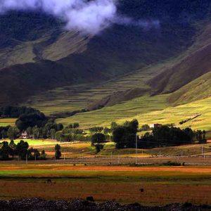 Kham region