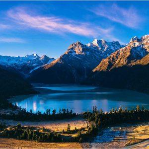 Yihun Lhatso lake - 新路海