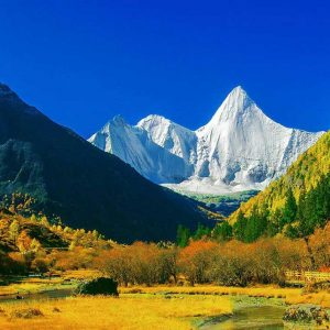 Daocheng and the Yading Reserve