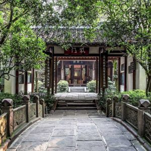 Dufu Thatched Cottage - 杜甫草堂
