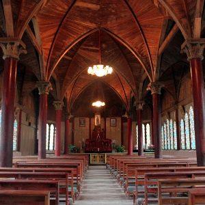 Church of Dengchigou - 邓池沟教堂