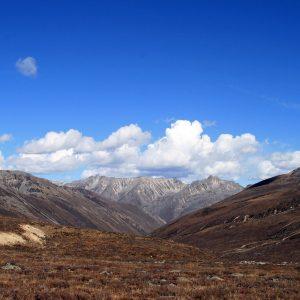 Altitudes in Sichuan