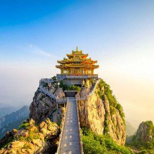 Mount Laojun (Laojunshan) 老君山