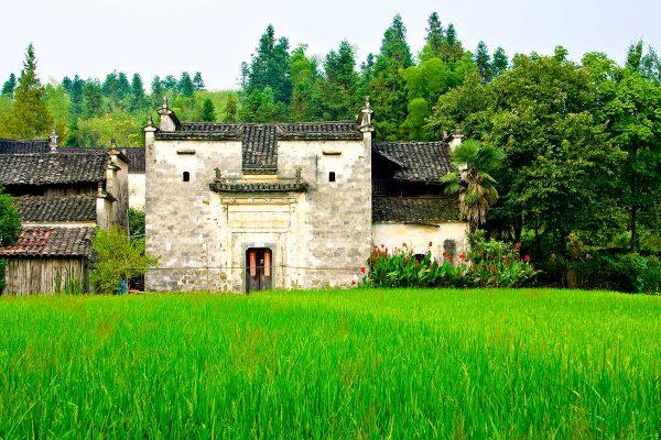 Villages de Sixi et Yancun au Wuyuan